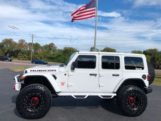 2018 Jeep All-New Wrangler Unlimited JL RUBICON LIFTED LEATHER LOADED HARDTOP   Florida  Bayshore Automotive   in , Florida