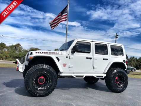 2018 Jeep All-New Wrangler Unlimited JL RUBICON LIFTED LEATHER LOADED HARDTOP in , Florida