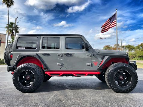 2018 Jeep All-New Wrangler Unlimited STINGRAY SPORT 24S LEATHER DV8 OCD ICI 38