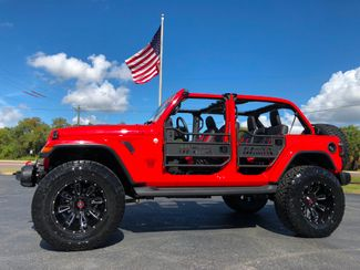 2018 Jeep All-New Wrangler Unlimited JL SAHARA LEATHER NAV LIFTED HARDTOP EVO JCR   Florida  Bayshore Automotive   in , Florida