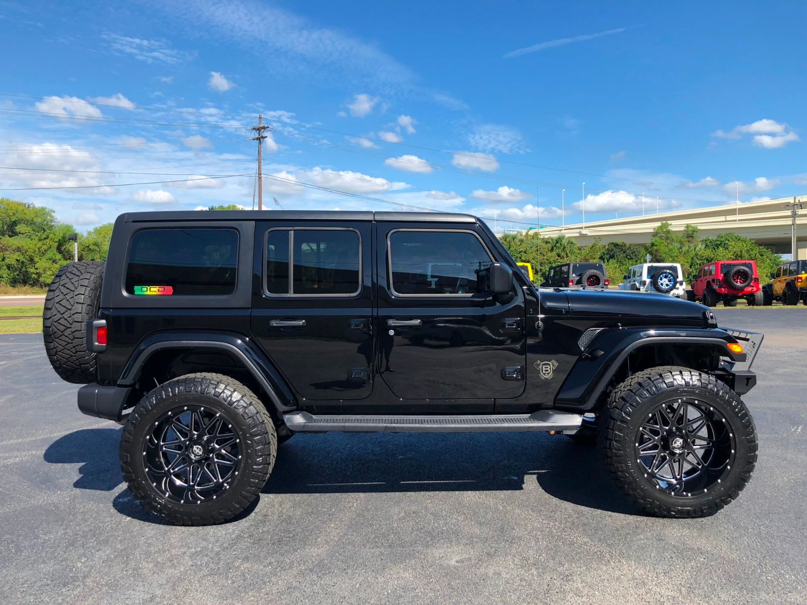 Awesome 2015 Jeep Wrangler UNLIMITED JEEP WRANGLER ... |Murdered Out Jeep Wrangler