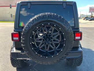 2018 Jeep All-New Wrangler Unlimited JL CUSTOM BLACKED OUT SAHARA LIFTED 37 NITTOs   Florida  Bayshore Automotive   in , Florida