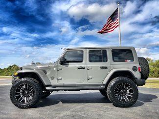 2018 Jeep All-New Wrangler Unlimited CUSTOM STING RAY SAHARA MOTO METAL 37 NITTO   Florida  Bayshore Automotive   in , Florida