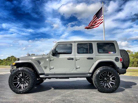2018 Jeep All-New Wrangler Unlimited CUSTOM STING RAY SAHARA MOTO METAL 37