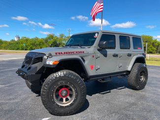 2018 Jeep All-New Wrangler Unlimited JL RUBICON LEATHER HARDTOP LIFTED 38 NITTOs   Florida  Bayshore Automotive   in , Florida