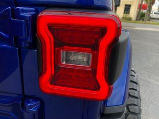 2018 Jeep All-New Wrangler Unlimited OCEAN BLUE JL SAHARA LIFTED LEATHER HARDTOP   Florida  Bayshore Automotive   in , Florida