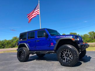 2018 Jeep All-New Wrangler Unlimited TURBO RUBICON LIFTED LEATHER HARDTOP 37s   Florida  Bayshore Automotive   in , Florida