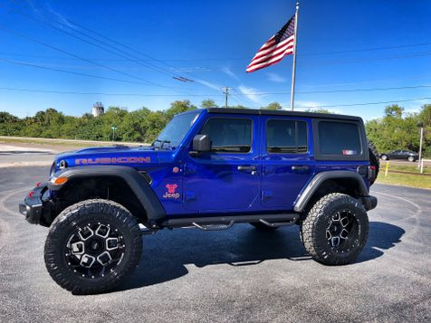 2018 Jeep All-New Wrangler Unlimited TURBO RUBICON LIFTED LEATHER HARDTOP 37