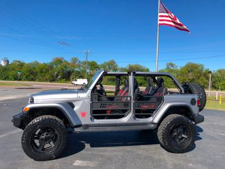 2018 Jeep All-New Wrangler Unlimited CUSTOM SAHARA HARDTOP LEATHER NAV ICI 22s   Florida  Bayshore Automotive   in , Florida