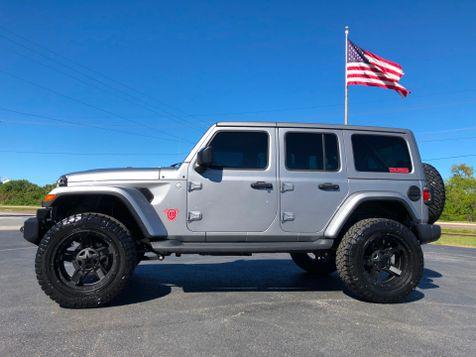 2018 Jeep All-New Wrangler Unlimited CUSTOM SAHARA HARDTOP LEATHER NAV ICI 22
