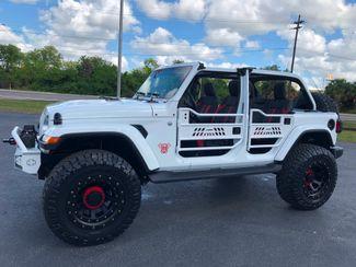 2018 Jeep All-New Wrangler Unlimited JL CUSTOM SAHARA LEATHER HARDTOP 37 NITTOs   Florida  Bayshore Automotive   in , Florida