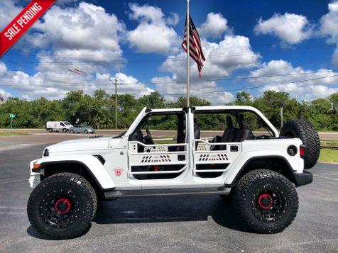 2018 Jeep All-New Wrangler Unlimited JL CUSTOM SAHARA LEATHER HARDTOP 37