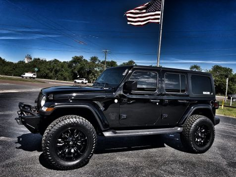 2018 Jeep All-New Wrangler Unlimited JL LIFTED SAHARA XRC BUMPER WINCH 20