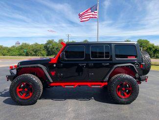 2018 Jeep All-New Wrangler Unlimited JL SAHARA CUSTOM LIFTED LEATHER HARDTOP DV8   Florida  Bayshore Automotive   in , Florida