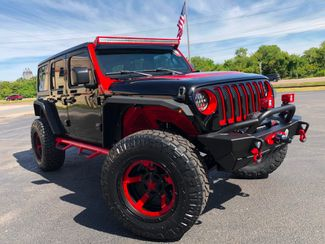 2018 Jeep All-New Wrangler Unlimited JL SAHARA CUSTOM LIFTED LEATHER HARDTOP DV8   Florida  Bayshore Automotive   in , Florida
