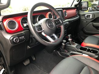 2018 Jeep All-New Wrangler Unlimited RUBICON CUSTOM BLACK N RED LEATHER 37s   Florida  Bayshore Automotive   in , Florida