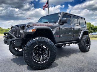 2018 Jeep All-New Wrangler Unlimited RUBICON LEATHER HARDTOP 37s SKYJACKER MOTO   Florida  Bayshore Automotive   in , Florida
