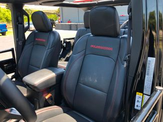 2018 Jeep All-New Wrangler Unlimited RUBICON VADER BLACK N RED LIFTED LEATHER   Florida  Bayshore Automotive   in , Florida