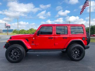 2018 Jeep All-New Wrangler Unlimited CUSTOM JL SAHARA HARDTOP 35s NAV ALPINE OCD   Florida  Bayshore Automotive   in , Florida