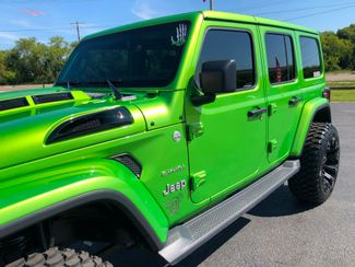 2018 Jeep All-New Wrangler Unlimited JL SAHARA MOJITO COLORED HARDTOP NAV ALPINE   Florida  Bayshore Automotive   in , Florida