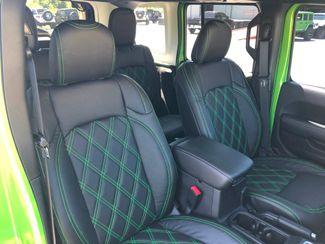 2018 Jeep All-New Wrangler Unlimited JL SAHARA MOJITO COLORED HARDTOP NAV ALPINE   Florida  Bayshore Automotive   in , Florida