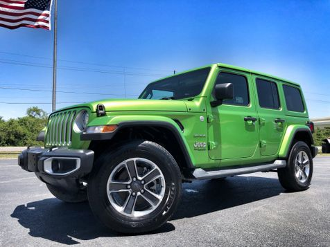2018 Jeep All-New Wrangler Unlimited JL SAHARA MOJITO COLORED HARDTOP NAV ALPINE in , Florida