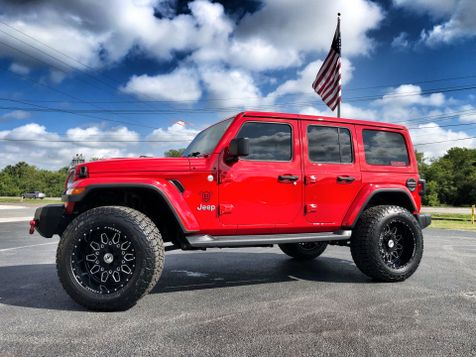 2018 Jeep All-New Wrangler Unlimited JL FIRECRACKER SAHARA HARDTOP NAV in , Florida