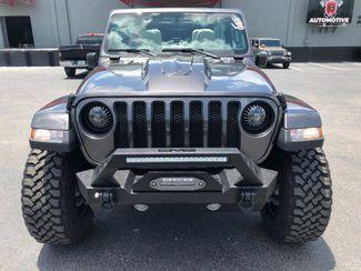 2018 Jeep All-New Wrangler Unlimited GRANITE CUSTOM SAHARA LEATHER HARDTOP NAV   Florida  Bayshore Automotive   in , Florida