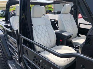 2018 Jeep All-New Wrangler Unlimited CUSTOM BLACKOUT SAHARA LEATHER HARDTOP 35s   Florida  Bayshore Automotive   in , Florida