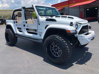 2018 Jeep All-New Wrangler Unlimited JL SAHARA CUSTOM LIFTED LEATHER NAV 35s   Florida  Bayshore Automotive   in , Florida