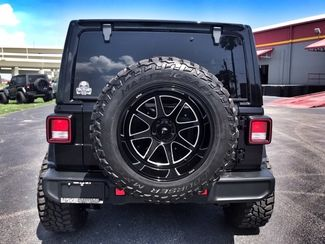 2018 Jeep All-New Wrangler Unlimited CUSTOM LIFTED SAHARA LEATHER HARDTOP 1 OWNER   Florida  Bayshore Automotive   in , Florida