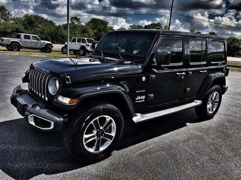 2018 Jeep All-New Wrangler Unlimited JL SAHARA LEATHER HARDTOP NAV ALPINE in , Florida