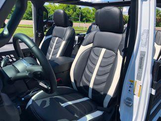 2018 Jeep All-New Wrangler Unlimited CUSTOM LIFTED SAHARA LEATHER HARDTOP NAV   Florida  Bayshore Automotive   in , Florida