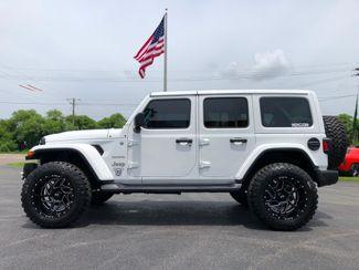 2018 Jeep All-New Wrangler Unlimited SAHARA CUSTOM LEATHER HARDTOP XD OCD NAV   Florida  Bayshore Automotive   in , Florida