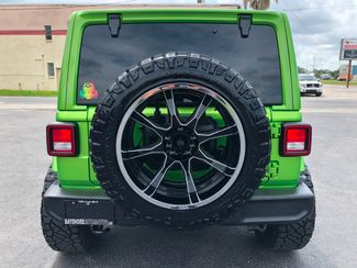 2018 Jeep All-New Wrangler Unlimited CUSTOM LIFTED SAHARA LEATHER HARDTOP   Florida  Bayshore Automotive   in , Florida