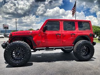2018 Jeep All-New Wrangler Unlimited RUBICON 40s LEATHER HARDTOP 4 SKYJACKER   Florida  Bayshore Automotive   in , Florida