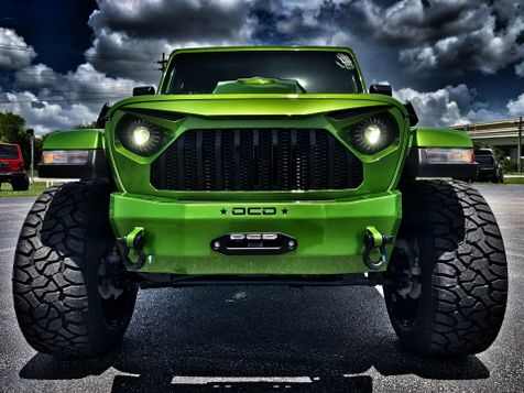 2018 Jeep All-New Wrangler Unlimited MOJITO FROG CUSTOM LIFTED LEATHER NAV HARDTOP in , Florida