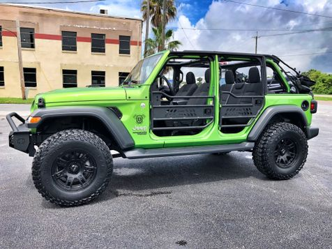 2018 Jeep All-New Wrangler Unlimited MOJITO! MICKEY THOMPSON LIFTED 35
