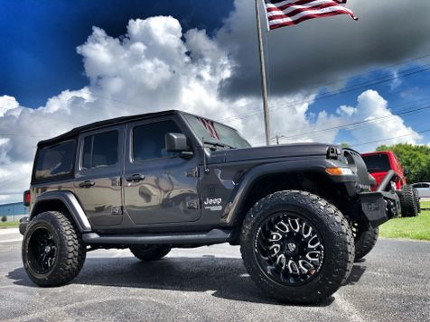 2018 Jeep All-New Wrangler Unlimited CUSTOM LIFTED LEATHER OCD READYLIFT 35