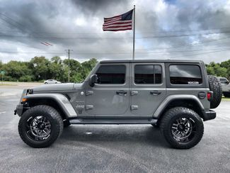 2018 Jeep All-New Wrangler Unlimited CUSTOM STINGRAY SAHARA HARDTOP NAV 35s   Florida  Bayshore Automotive   in , Florida
