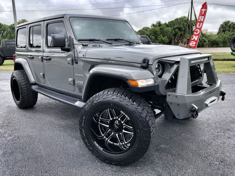 2018 Jeep All-New Wrangler Unlimited CUSTOM STINGRAY SAHARA HARDTOP NAV 35