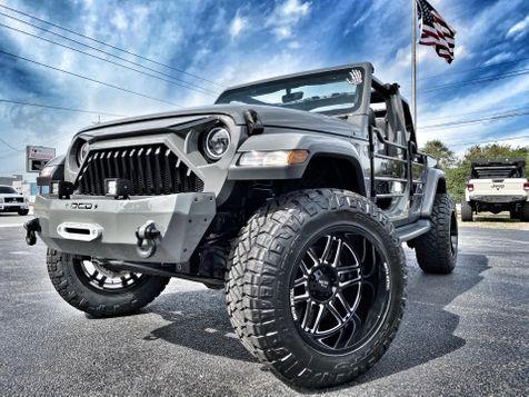 2018 Jeep All-New Wrangler Unlimited CUSTOM STINGRAY SAHARA HARDTOP NAV 35
