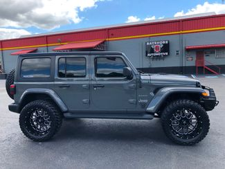 2018 Jeep All-New Wrangler Unlimited STINGRAY SAHARA LIFTED LEATHER NAV ALPINE   Florida  Bayshore Automotive   in , Florida