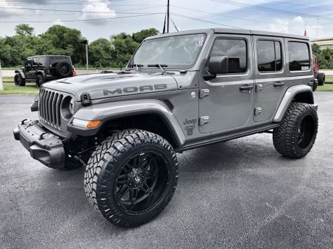 2018 Jeep All-New Wrangler Unlimited MOAB CUSTOM LIFTED LEATHER HARDTOP 35