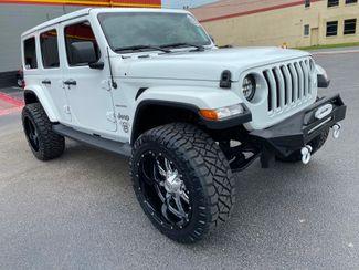 2018 Jeep All-New Wrangler Unlimited CUSTOM LIFTED SAHARA LEATHER HARDTOP NAV  Plant City Florida  Bayshore Automotive   in Plant City, Florida