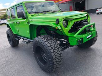 2018 Jeep All-New Wrangler Unlimited MOJITO CUSTOM LIFTED LEATHER SAHARA 38s   Florida  Bayshore Automotive   in , Florida