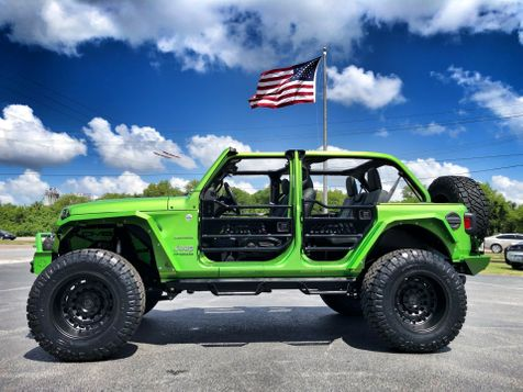 2018 Jeep All-New Wrangler Unlimited MOJITO! CUSTOM LIFTED LEATHER SAHARA 38