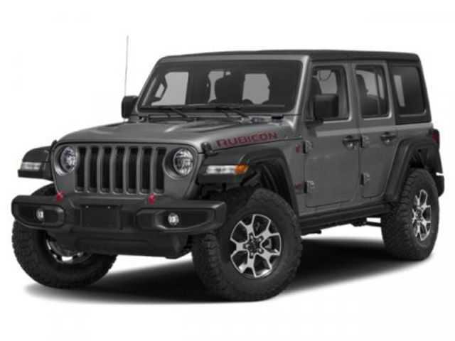 2018 Jeep All-New Wrangler Unlimited Rubicon