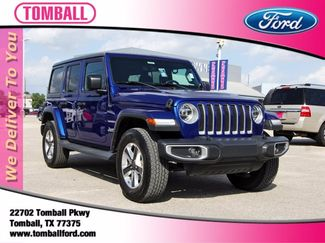2018 Jeep All-New Wrangler Unlimited Sahara in Tomball, TX 77375