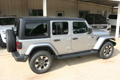 2018 Jeep All-New Wrangler Unlimited Sahara in Vernon, Alabama